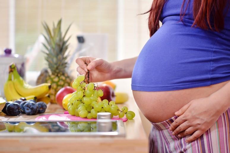 Alimentación en el Embarazo y el Puerperio