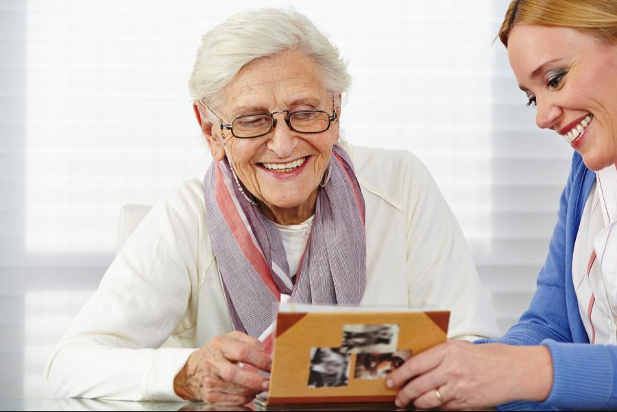 Atención Alzheimer